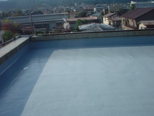 屋上防水改修工事PH